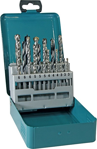 MAKITA set svrdala 3-10 ,18kom/set  D-46202