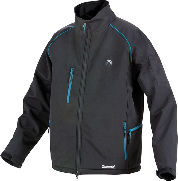 MAKITA grijana jakna LXT (14,4-18V,bez akumulatora i punjača) DCJ205Z