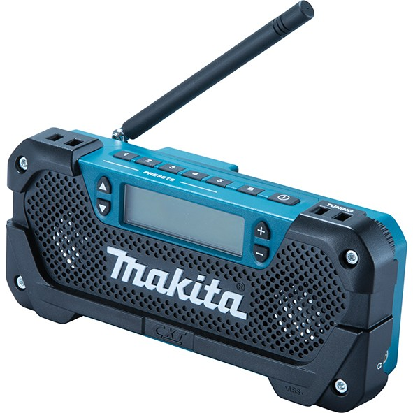 MAKITA akumulatorski radio MR052
