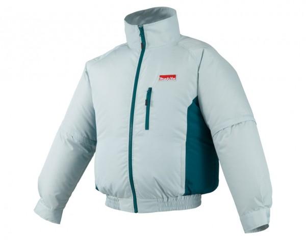MAKITA akumulatorska jakna s ventilatorom   DFJ201ZXL