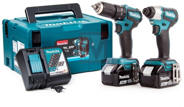 MAKITA akumulatorski set DLX2220JX2