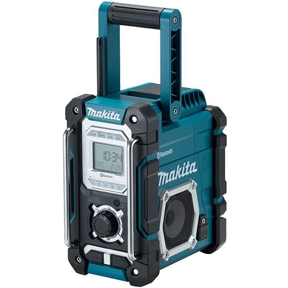 MAKITA akumulatorski bluetooth radio DMR108  Z2/2020