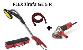 FLEX GE 5 R brusilica za knauf+torba+crijevo+   brusilica L810 GRATIS