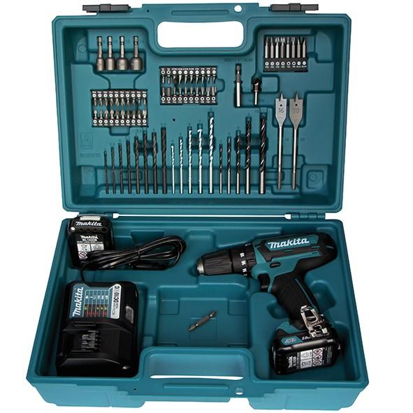 MAKITA akumulatorska udarna bušilica HP331DWAX1