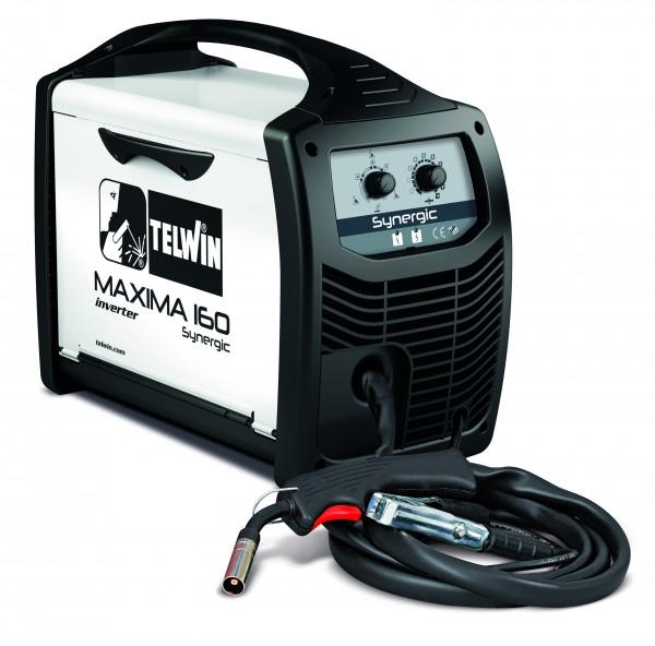 TELWIN  mig/mag inverter Synergic MAXIMA 160
