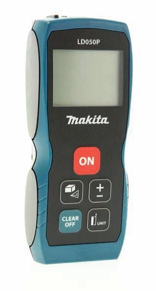 MAKITA laserski metar  LD050P   MAG 2/2020