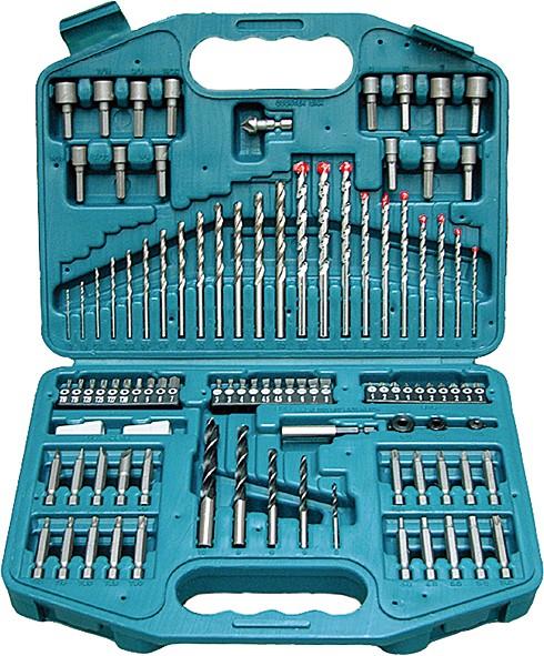MAKITA set  99 dijelni svrdla i bitovi  P-30835   MAG 1/21-rasprodano