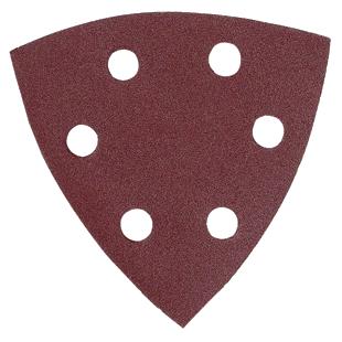MAKITA  brusni papir /trokut/ k100 P-33283