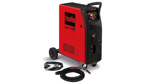 TELWIN  Electromig 330 Wave Aqua promo 816062