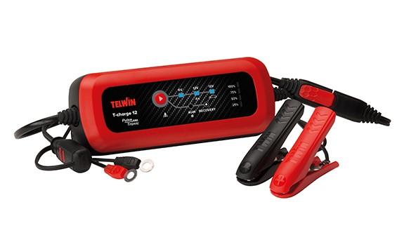TELWIN  automatski multifu. punjač i tester 6/12V T-Charge 12 807567