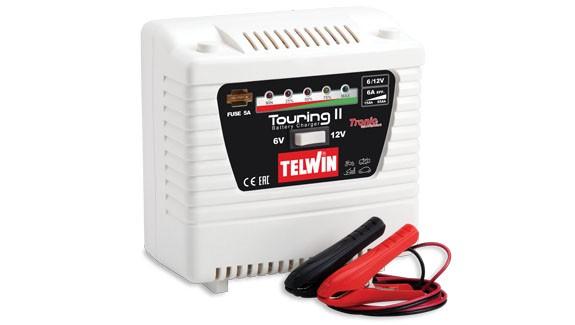 TELWIN punjač za akumulatore TOURING 11