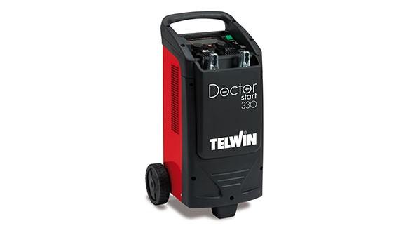 TELWIN punjač/starter DOCTOR START 330 (12-24V,10/450Ah) 829341