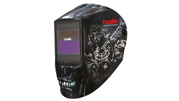 TELWIN fotoosjetljiva naglavna maska CYBORG 804081
