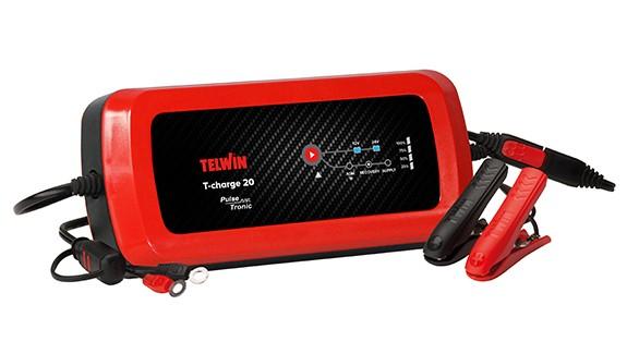 TELWIN auto. multi. punjač T-CHARGE 20 12/24V, 5-180A  807594