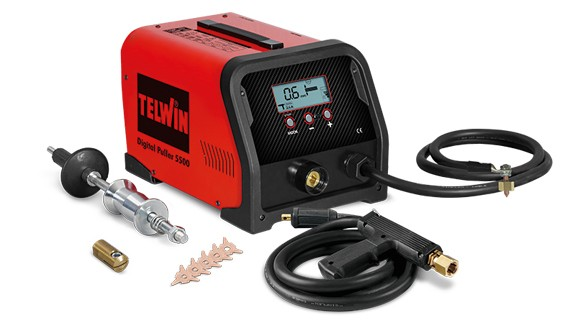 TELWIN DIGITAL CAR PULLER 5500 (230V) 828127