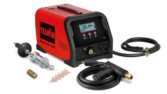 TELWIN Digital Puller 5500 (400V) 828128