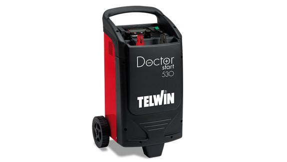 TELWIN punjač/starter DOCTOR START 530 (12/24V,10-1000Ah) 829343