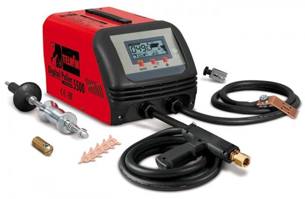 TELWIN DIGITAL CAR PULLER 5500 (230V)  828118