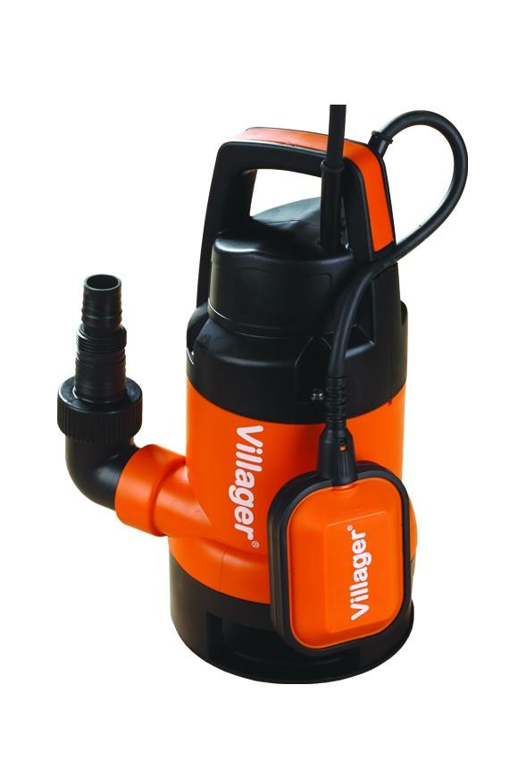 VILLAGER potopna pumpa VSP8000(400w,8000l/h,za nečistu vodu) 033495
