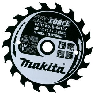MAKITA  kružni list 190x30x60z  makforce B-08551