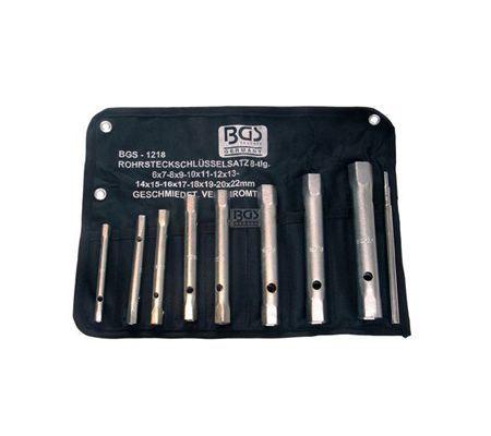 BGS set cjevastih ključeva 6x7-20x22 8-dijelni 1218 promo
