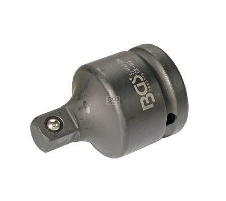 BGS adapter udarni 3/4' > 1/2' pro+  275