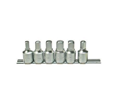 BGS set nasadnih ključeva 4-kutnih 8-14mm 6dj. pro+ 1016