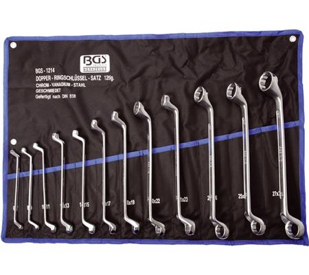 BGS set okastih ključeva 6-32mm 12-dijelni pro+  1214 promo