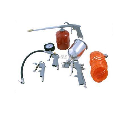 BGS set pneumatskog pribora (za kompresor) 5-dijelni  3214 promo