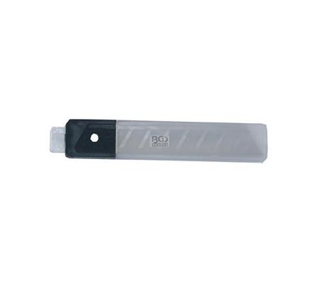 BGS set rezervnih nožića 18mm 10-dijelni  7971 promo