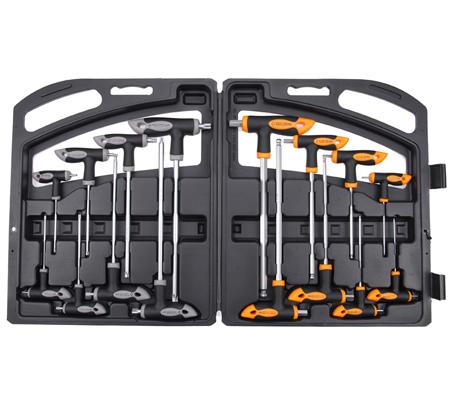 BGS set t-ključeva 2-10mm t10-t50 16dj.  90