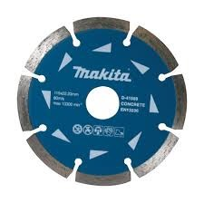 MAKITA dijamantna ploča 115  D-41589-10