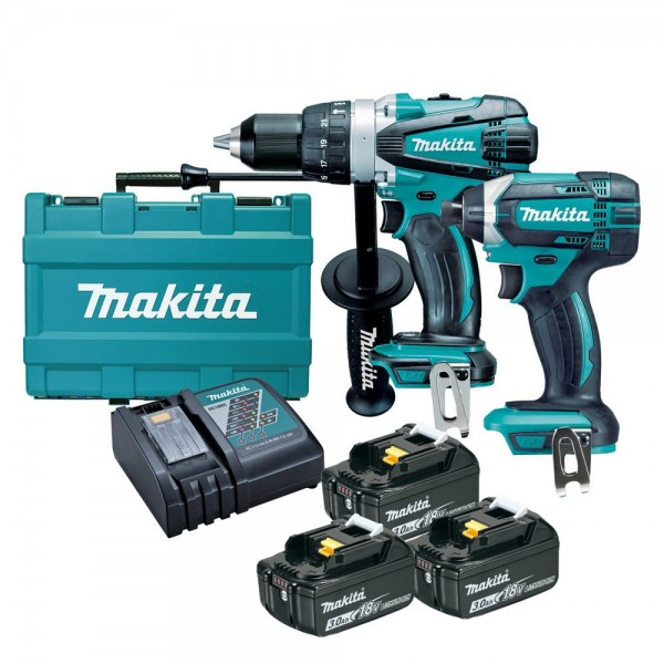 MAKITA akumulatorski set DLX2145X1  MAG 1/21