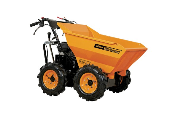 VILLAGER mot.kolica Villy Dumper 400WD (4x4, 3,6kW)  067078