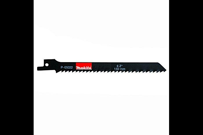 MAKITA  sabljaste pilice hss 150mm/5k(drvo,pl) p-05022