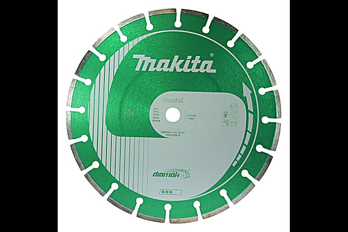 MAKITA  dijamantna ploča 115x22,23x2,0 segmentirana,univerzalna  P-34665