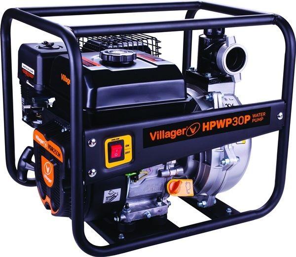 VILLAGER 4-taktna motorna pumpa za vodu  HPWP 30P 041408