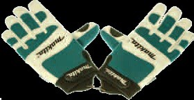 MAKITA kožne radne rukavice xl profesional 988000810