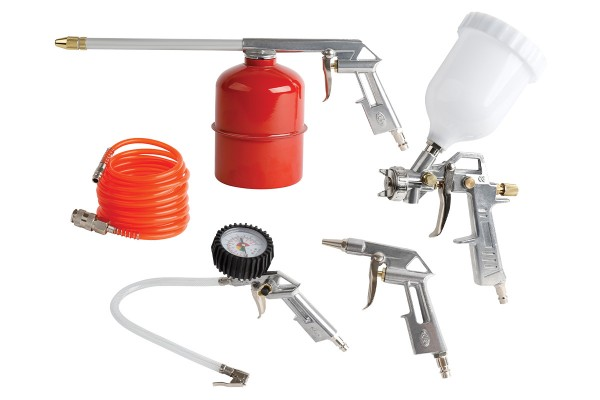 VILLAGER set pribora za kompresore VAT-S5 (1/4'')  067021