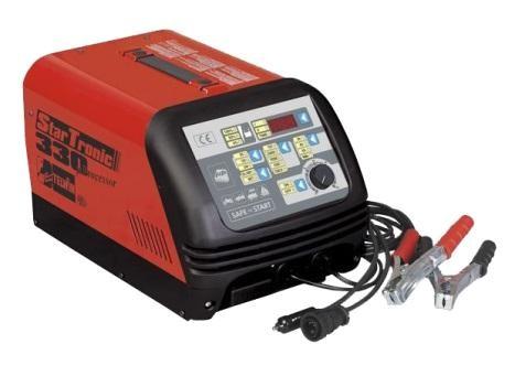TELWIN punjač/starter STARTRONIC 330 (6-12-24V,10/450Ah) 829033