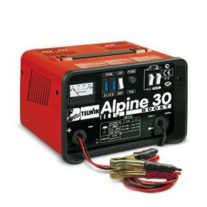 TELWIN punjač alpine 30 12/24v 15-400ah 807547