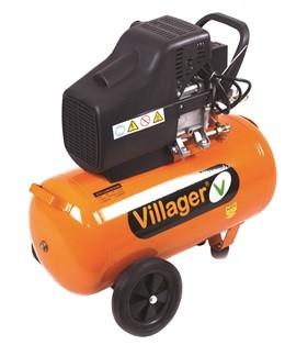 VILLAGER kompresor VAT50l 007585