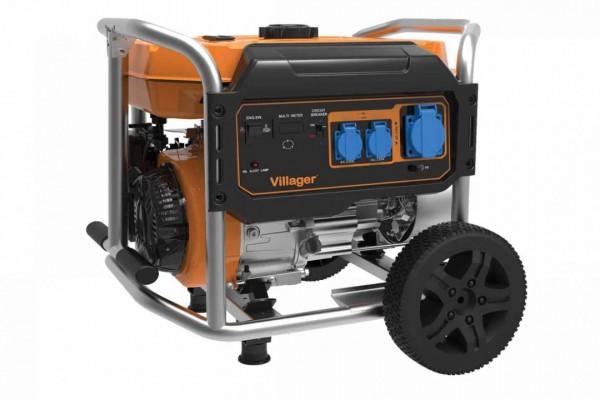 VILLAGER generator VGP 5900S (max 5,4kW) 055117 055117