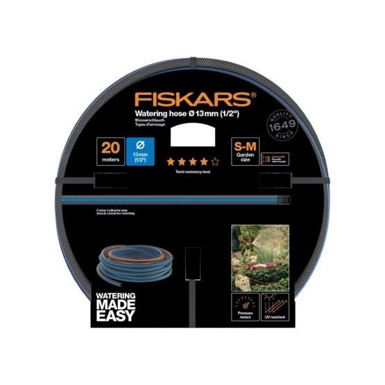 """FISKARS Crijevo za vodu 13 mm (1/2""""), 20m 1027104"""