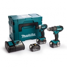 Makita akumulatorski set  DLX2131JX1  MAG 2/2017
